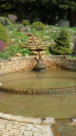 Chalice Well Vesica Piscis Pool