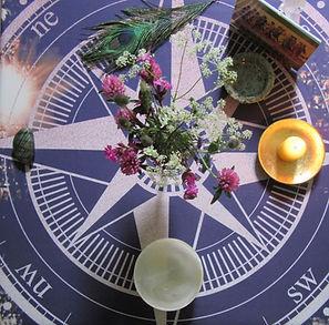 creativity altar.jpg