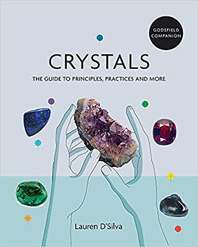 crystals book cover lauren d silva