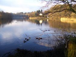 Llandrindod Lake