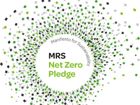 Market Research Society Net Zero Pledge