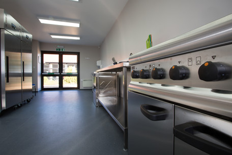 The Research Hub Kitchen