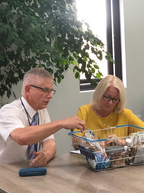 Shopper Research with Wendy