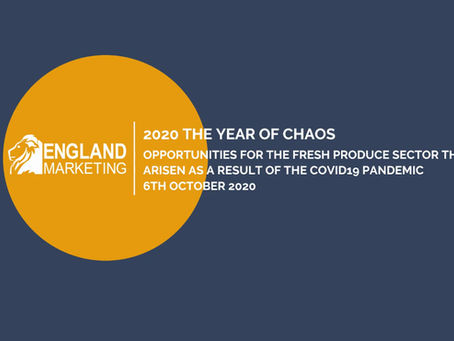 FPJ Live '2020 The Year of Chaos' Report