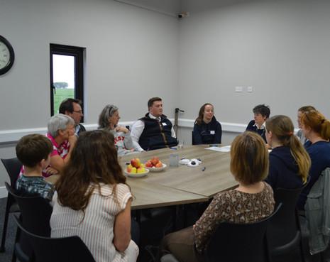 focus group facilitation