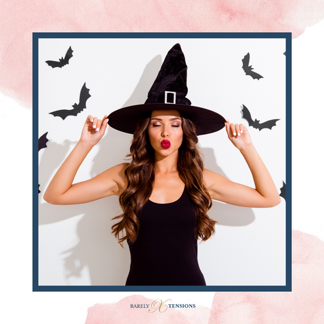 How to Scare up Last Minute Halloween Hair Ideas