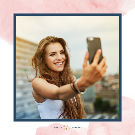 Take Celebrity-Worthy Selfies for Selfie Day June 21
