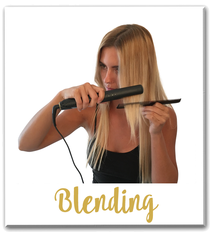 Blending Barely Xtensions