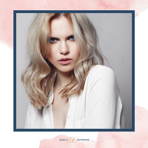 Enhance Your Short Haircut With Barely Xtensions