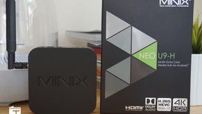 รีวิว MINIX U9-H สุดยอด Android Box คุณภาพสูงระดับโลก