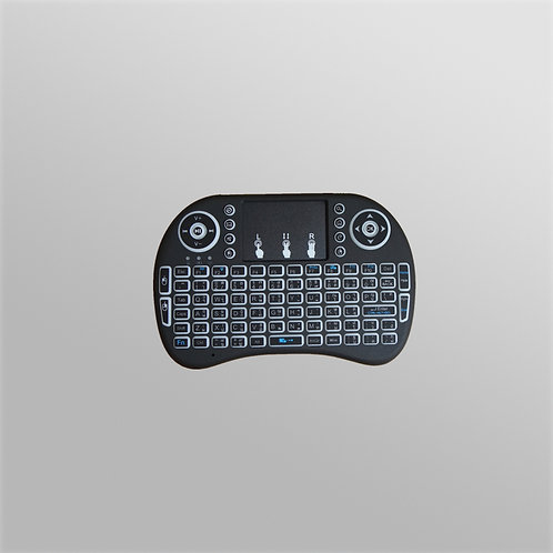 Mini Keyboard with Touchpad