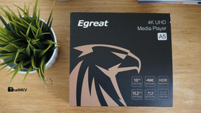 รีวิว Egreat A5 เครื่องเล่น 4K Bluray Player วัสดุสวยๆพร้อมการใช้งานสุดประทับใจ