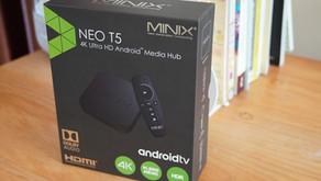 Minix Neo T5 : Open Box & Mini Review