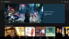 Plex TV for Android Version 6.2 ความลงตัวของความสวยงามและความสะดวกในการเล่นภาพยนตร์