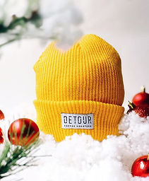 @detourcoffee toques are in! Lots of dif