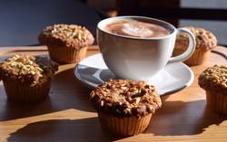 Spiced Vanilla Chai Latte Muffin