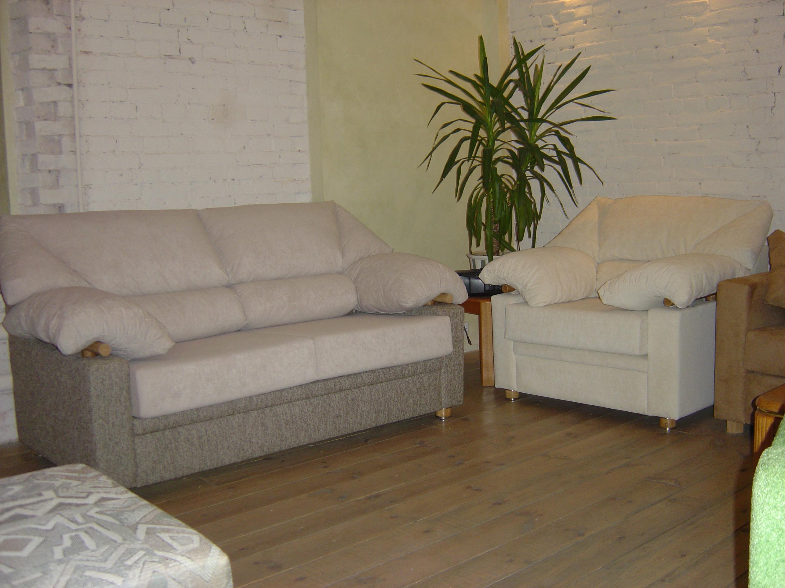 """Сицилия"" диван и кресло"
