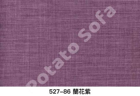 527-86 蘭花紫