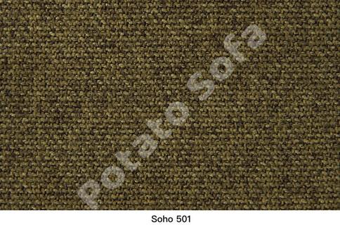 比利時抗污布 Soho 501