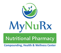 My NuRX Logo 8x7 Nutrtional Pharmacy rev