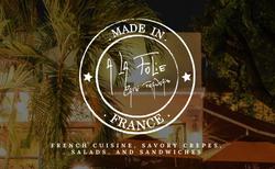A La Folie French Cafe South Beach Salsa Lessons at Mango's 1