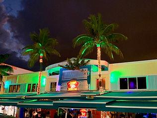 Miami Salsa Classes with Salsa Mia located at Mango's Tropical Cafe Miami Beach, Florida Ocean Drive