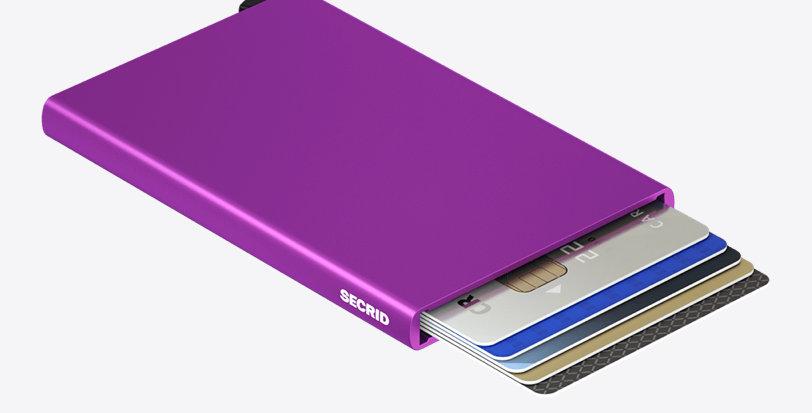 SECRID-Cardprotector Violet
