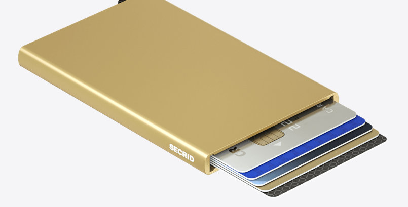 SECRID-Cardprotector Gold