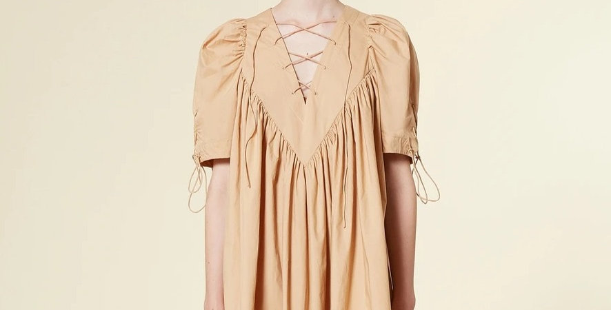 ISABELLE BLANCHE_tunic