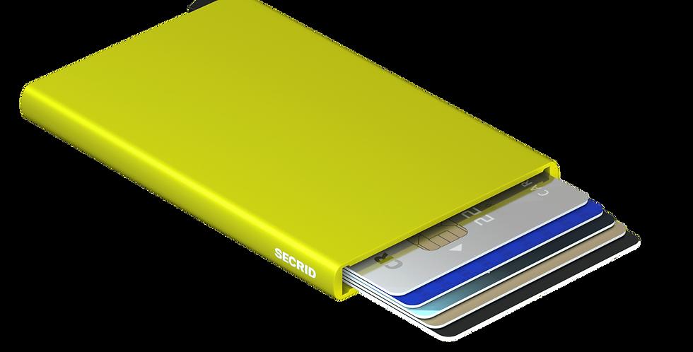 SECRID-Cardprotector Lime