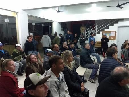 Estudo Ambiental é entregue à Prefeitura de Garopaba