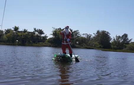 Olha que legal que a nossa vizinha Carol da Eco Garopaba estará promovendo no dia 12 de dezembro.