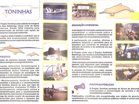 Projeto Toninhas