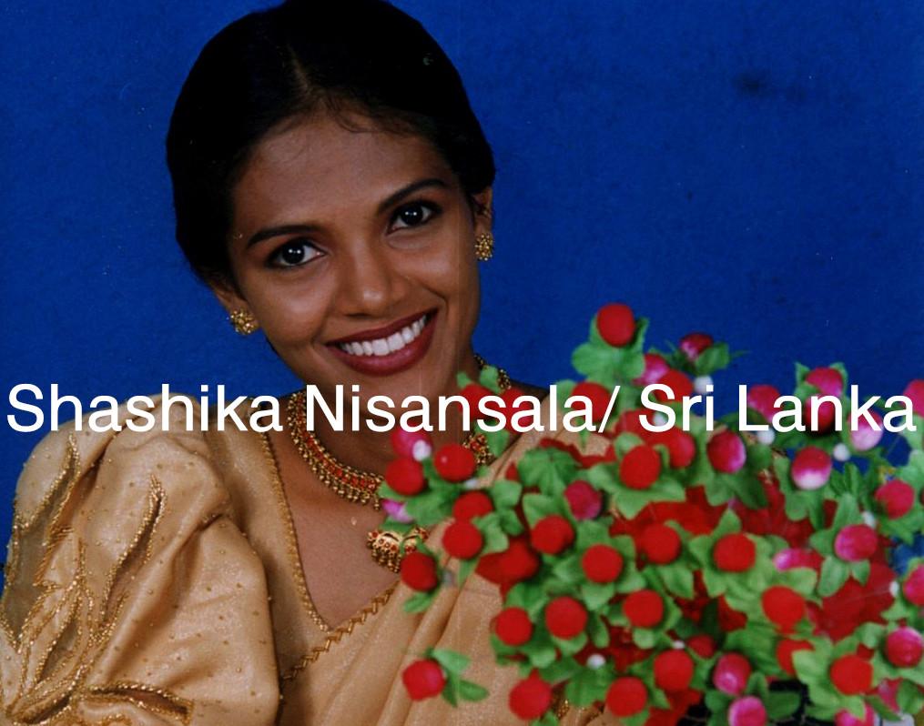 Shashika Nisansala/ Sri Lanka