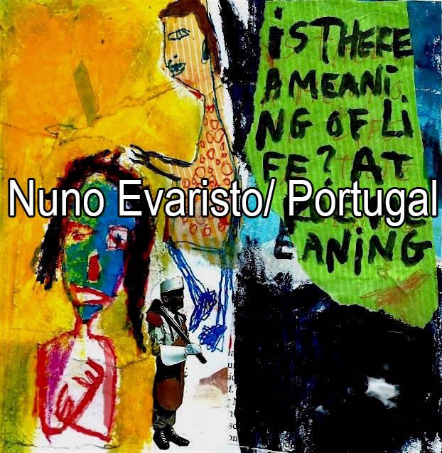 Nuno Evaristo/Portugal / interview by black dog bone