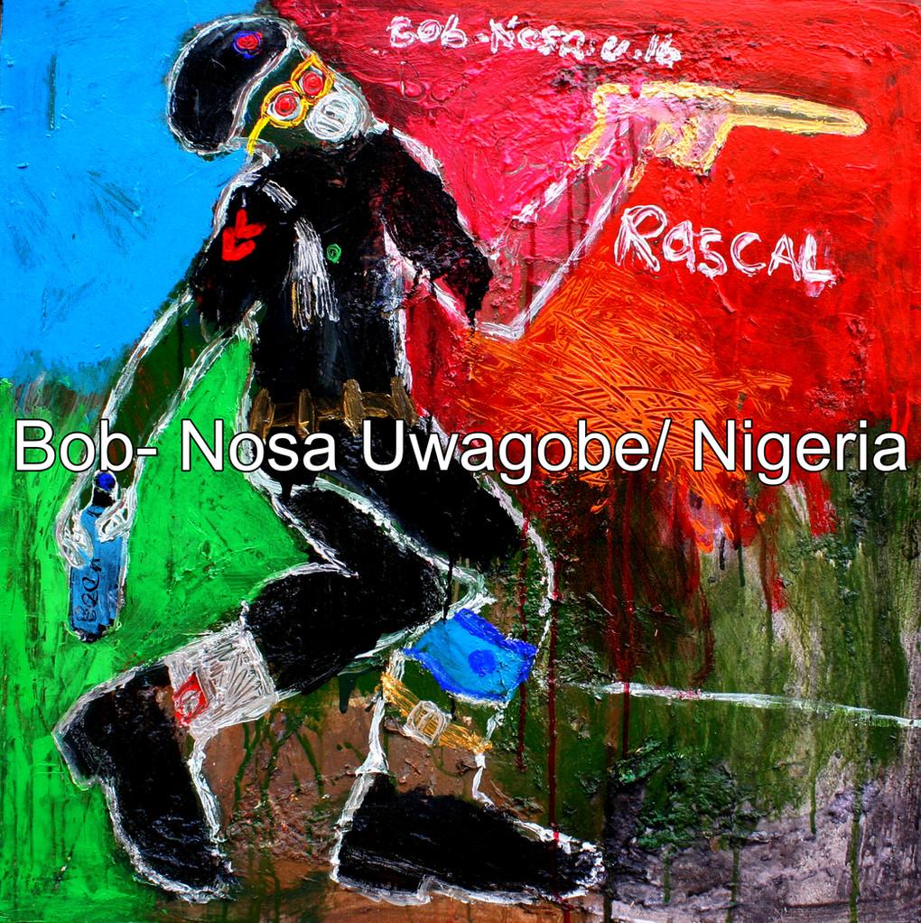 Bob- Nosa Uwagobe/ interview by black dog bone