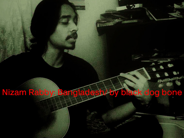 Nizam Rabby: by black dog bone