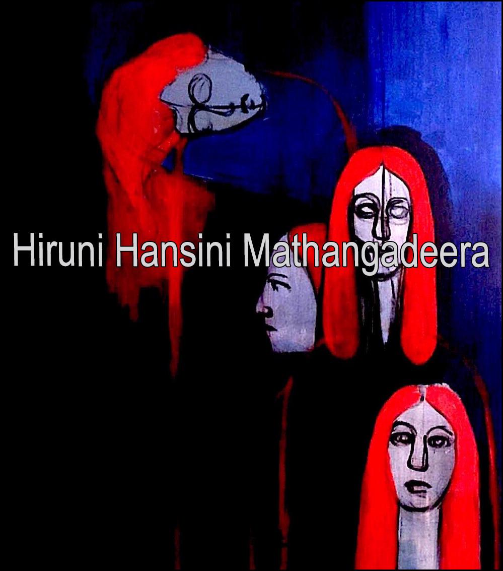 Hiruni HansiniMathangadeera/ interview by black dog bone