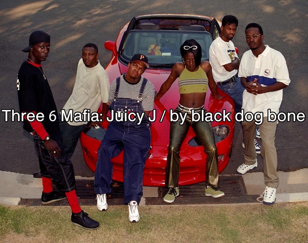 Three 6 Mafia: Juicy J / by black dog bone