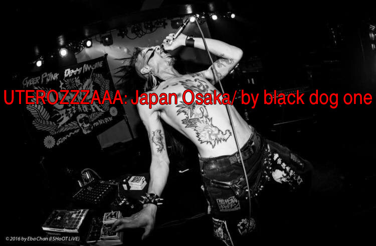 UTEROZZZAAA: Japan/ by black dog one
