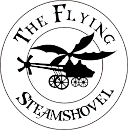 Flying Steamshovel