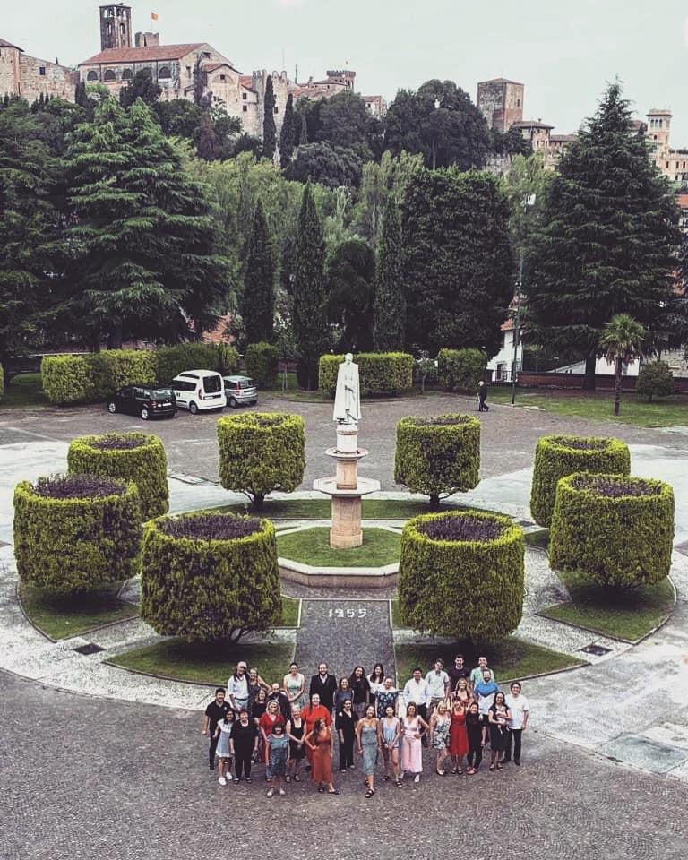 Veneto Opera Summer School Class of 2019.