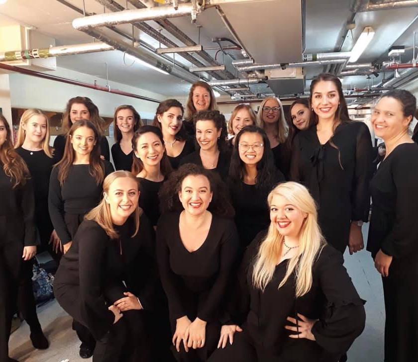 The BBC Proms Youth Choir - Ladies of RNCM