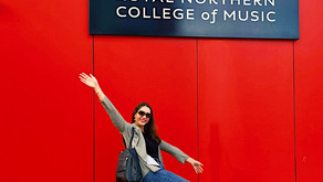 RNCM Masters Studies Commence!