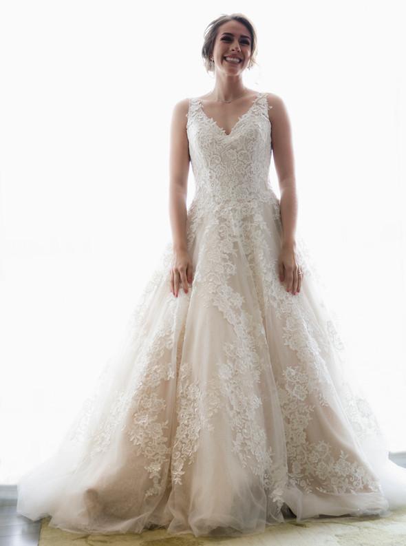 Fotografía de bodas, vestido de novia hermoso