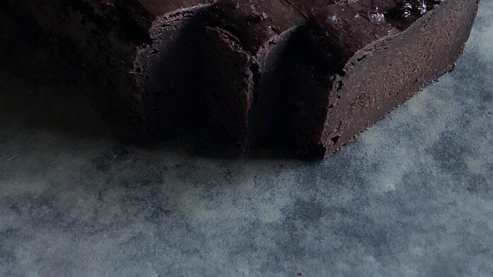 organic vegan gateau chocolate