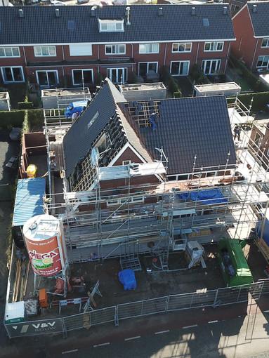 Nieuwbouw 2^1 kap Oostvoorne