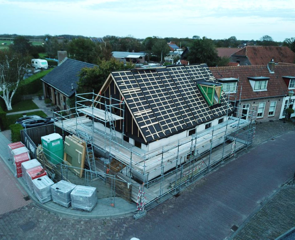 Nieuwbouw woning Noordwelle