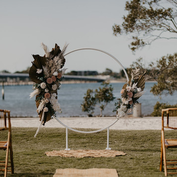 Sunshine Coast Pop Up Wedding Ceremony S