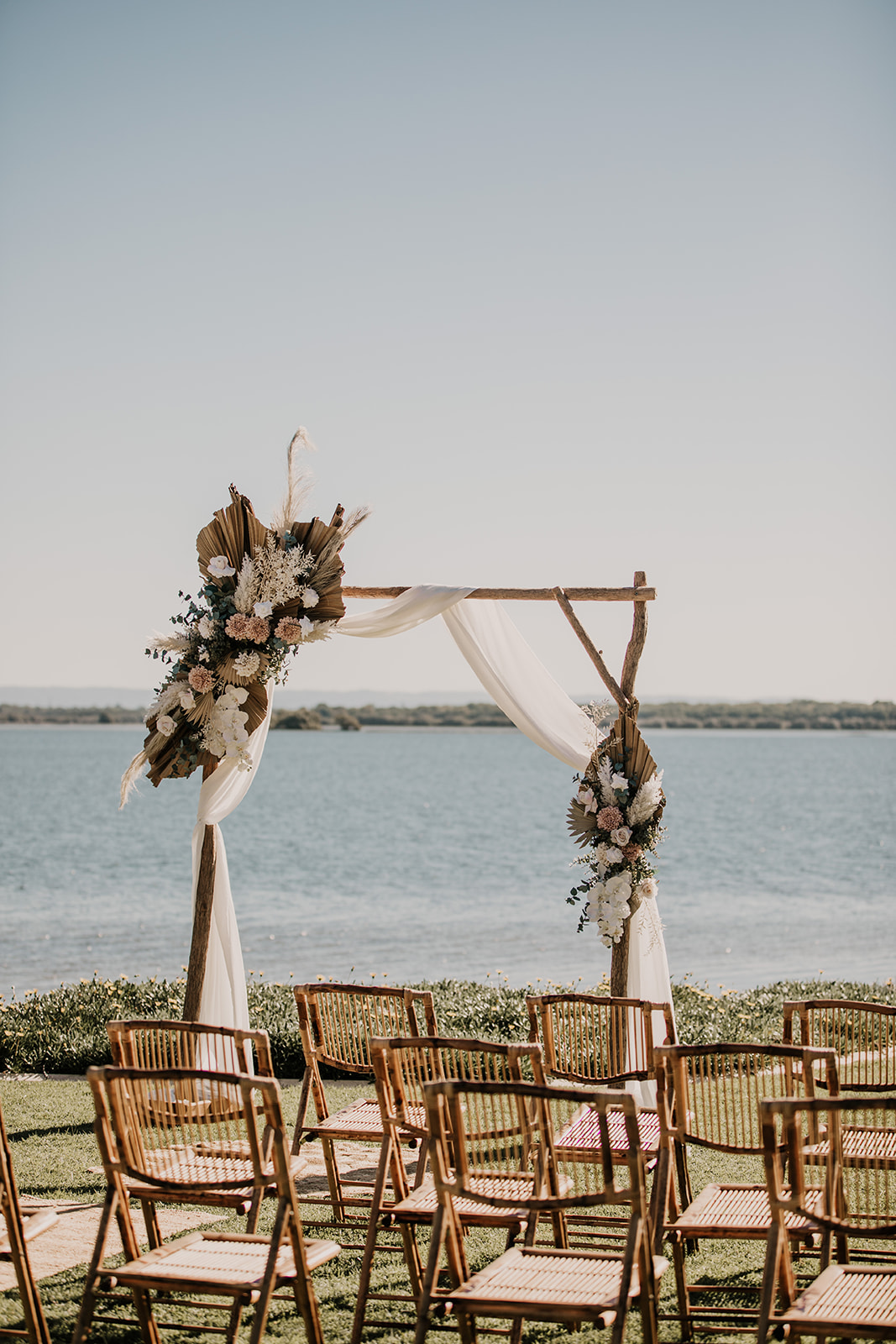 Sunshine Coast Pop Up Weddings Bribie Is